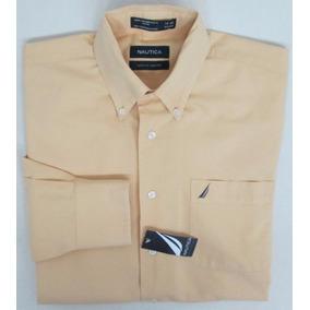 Bonita Camisa Náutica Talla M Manga Larga