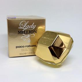 Paco Rabanne Lady Million Eau De Parfum 30ml - Feminino