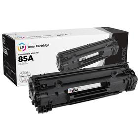 Cartucho De Toner Laser Compatível - Modelo Toner Ce285a Hp
