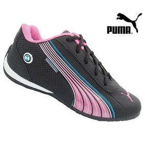 687b8729e7 Tenis Feminino Puma Bmw Caminhada Macio Academia Promoção