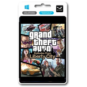 [pc] Gta 4 Iv: Episodes From Liberty City - Original Steam