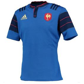Camiseta adidas Francia Rugby 2014/2015