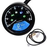 E-bro Rpm Kmh Universal Lcd Odómetro Digital Velocímetro T