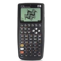 Calculadora Gráfica Hp 50g C/ Manual Em Português E Capa