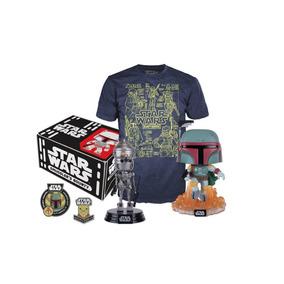 Funko Box Collector Movies Star Wars Bounty Hunters L