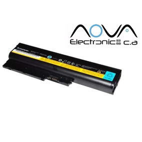 Bateria Lenovo Ibm T60 R60 T500 R500 Sl300 Sl400 Original