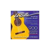 La Bella Cuerda Negra Para Guitarra Española