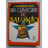 Livro O Verdadeiro Livro Das Clavículas De Salomão