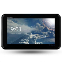 Tablet Genesis Gt7204 7 Android 4.0 1.2ghz 4gb - Dual Cam