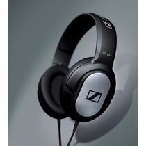 Headphone/ Fone Hd 201 Lightweight Over Ear Sennheiser