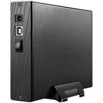 Gaveta Externa 3.5 Hd Sata 3 Satellite Ax-331 Usb 3.0 Black