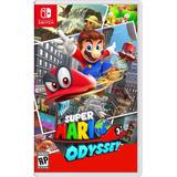 Super Mario Odyssey   Nintendo Switch   Físico   Original  