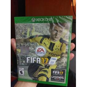 Xbox One Fifa 17 Nuevo Sellado Vendo Cambio