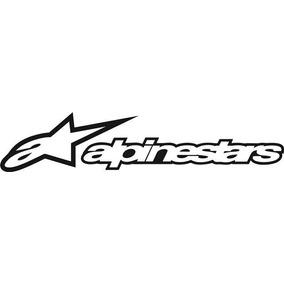 Adesivo Alpinestars (25x5cm)