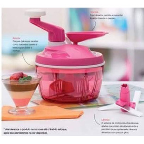 Guik Chef Tupperware Rosa