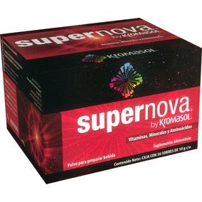 Supernova Kromasol - Complejo B Zinc Fibra Energía Pura!!!