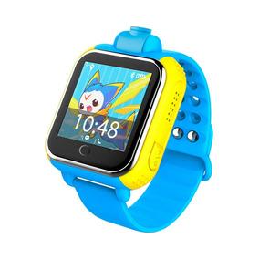 Reloj Celular Android Localizador Gps Cámara Para Niños G75r