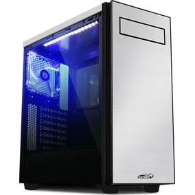 Gabinete Sentey Shuko Gs-6200 Aluminio Ventana