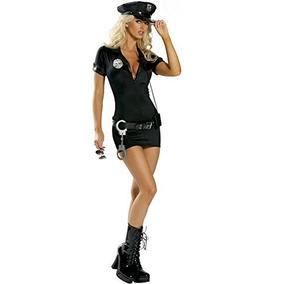 disfraz mujer 007
