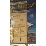 Fragata Hercules Para Armar