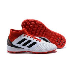 Rojo Talla Hombres Adidas Predator Zapatillas Gris - Zapatillas en ... 63de69afa4f2f