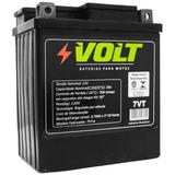 Bateria Moto Volt 7vt Selada 7ah 12 Volts