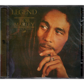 Cd Bob Marley & The Wailers Legend Novo Lacrado