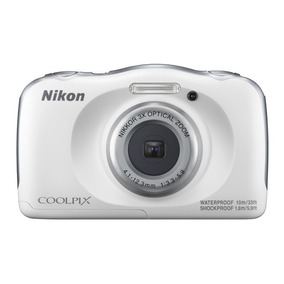 Camara Nikon Coolpix W100 - Sumergible 10m - Filma + Envío