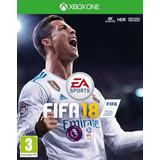 Fifa 18 Xbox One Promoción