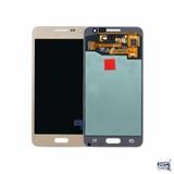 Modulo Display + Touch Samsung Galaxy A3 A300 Generico Dorad