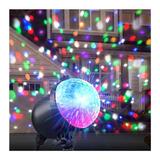 Proyector Led Multicolor Navidad Luz Danzante