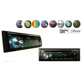 Cd Player Pioneer Deh-x50br Bluetooth Spootify Mixtrax