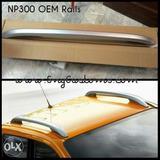 Barras De Techo Originales Nissan Frontier Np300