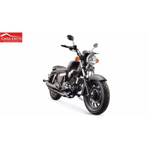 Moto Keeway Superlight 200cc Año 2017 Negra