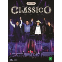 Bruno & Marrone E Chitãozinho & Xororó Clássico Dvd + 2 Cds