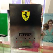 Perfume Ferrari Black Shine 125ml Lacrado