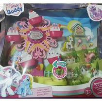 Rueda De La Fortuna De Little Pony Pequeño Pony
