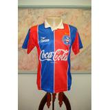 Camisa Futebol Bahia Salvador Ba Proonze Jogo Antiga 1207