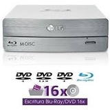 Lg Electronics Externo Blu-ray / Dvd Writer Reproductor