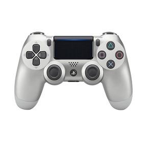 Control Dualshock 4 Sony Para Ps4 Silver - Cuh-zct2u