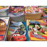 Lote 10 Libro Colorear Mickey Minnie Cars Toy Story Maze