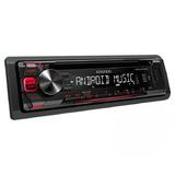 Radio Para Carro Kenwood Kdc-mp165u Usb Aux Mp3 Cd