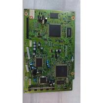Placa Do Dvd Gradiente D460 Principal Mpeg Ak41-00054a