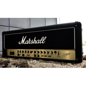 Head Marshall Jcm 2000 Tsl 60 Made England Aceito Troca