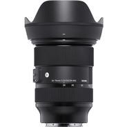 Sigma 24-70mm F/2.8 Dg Dn Art Para Sony E - A Vista C/recibo