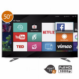 Smart Led 50 Jvc Tv Full Hd Netflix Youtube Tda Envío Gratis