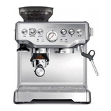 Breville Bes870xl Cafetera Cafe Capuchino Xxcaf Xxcaf
