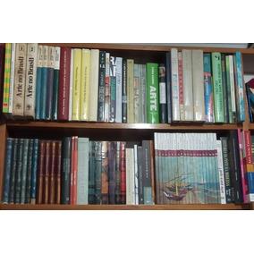 Biblioteca - Arte & História Da Arte - 401 Volumes
