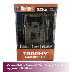 Camera Trilha Bushnell 20mp Trophy Cam Hd Aggressor No Glow
