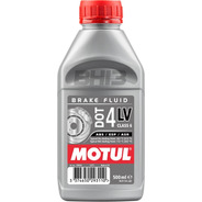 Fluído De Freio Motul Dot 4 Lv Classe 6 500ml Brake Fluid